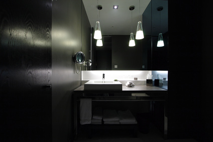 Sol salle de bains votre coin salle de bains avec www for Lumiere salle de bain