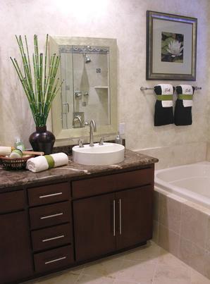 Meuble salle de bain meublez votre coin salle de bains for Meuble de salle de bain en coin